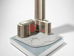 居外网在售英国1卧1卫新房的房产总占地62平方米GBP 665,000