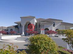 居外网在售新西兰陶朗加5卧5卫的房产总占地423400平方米