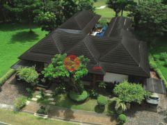 居外网在售菲律宾Santa Rosa4卧4卫的房产总占地984平方米PHP 120,000,000