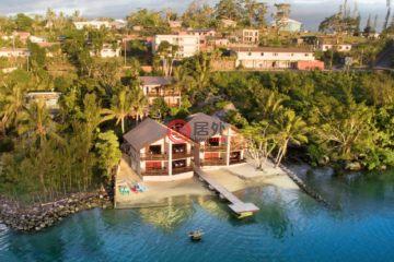 居外网在售瓦努阿图维拉港VUV 295,000,000总占地1889平方米的商业地产
