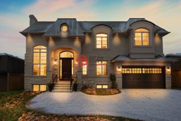 加拿大房产房价_安大略省房产房价_万锦市房产房价_居外网在售加拿大万锦市5卧6卫新开发的房产总占地690平方米CAD 2,250,000
