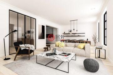 居外网在售比利时2卧2卫的房产总占地165平方米EUR 1,090,000