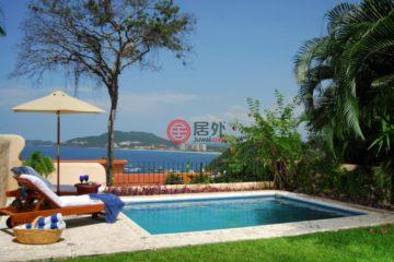 居外网在售墨西哥Ixtapa4卧5卫的房产总占地358平方米USD 495,000