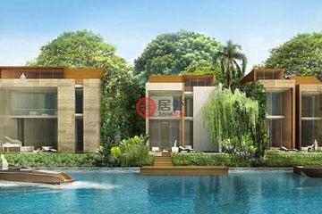 居外网在售新加坡5卧5卫曾经整修过的房产总占地682平方米SGD 13,800,000