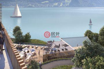 居外网在售瑞士因特拉肯新开发的房产总占地752平方米CHF 9,174,900