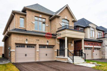 加拿大房产房价_安大略省房产房价_纽马克特房产房价_居外网在售加拿大纽马克特4卧3卫新房的房产总占地381平方米CAD 1,228,000