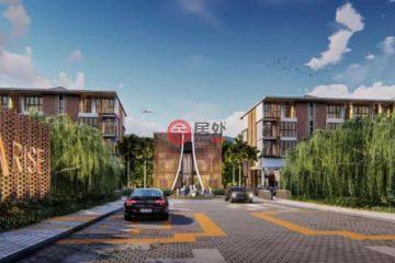 居外网在售泰国1卧1卫新开发的房产总占地27平方米THB 1,900,000