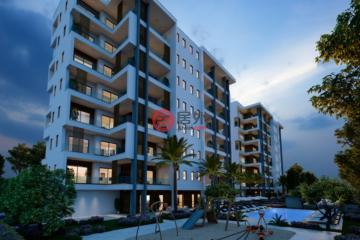 居外网在售塞浦路斯2卧1卫新房的房产总占地114平方米EUR 419,100