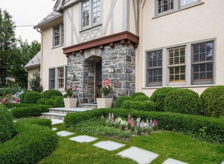 美国康涅狄格格林威治5卧4卫的别墅房产传流水图片