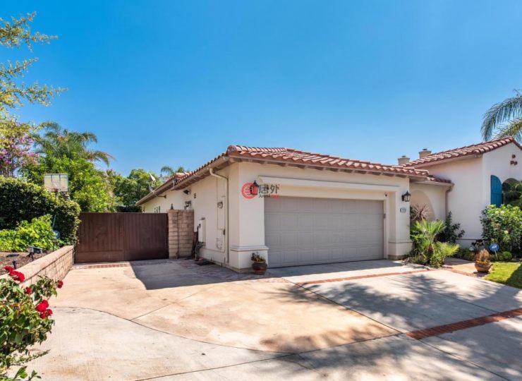 美国加州西米谷的房产,3220 bluebird circle,编号42557720