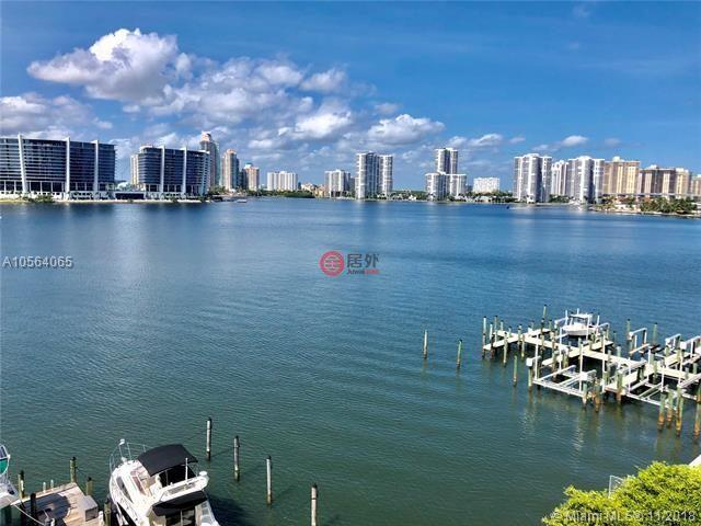 美国佛罗里达州阳光岛海滩的房产,17900 n bay rd,编号44229347