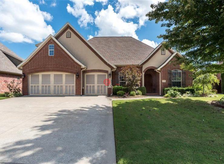 美国阿肯色州本顿维的房产,5201 sw blairemont rd,编号43598449
