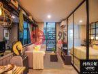 泰国Bangkok曼谷的房产,泰国曼谷河西公馆!曼谷湄南河旁临铁公寓,曼谷投资优选,编号54176173