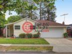 美国加州圣何塞的房产,1391 Melwood DR,编号39124883