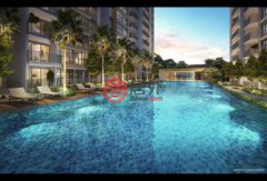 新加坡东北地区新加坡的房产,Riverfront Residences, Hougang Ave 7, Singapore 530350,编号40160619