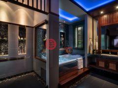 居外网在售泰国3卧5卫特别设计建筑的房产总占地188平方米THB 29,500,000