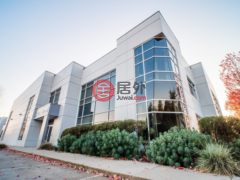 居外网在售加拿大萨里CAD 8,888,880总占地2788平方米的商业地产