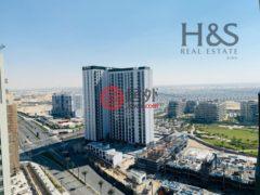 居外网在售阿联酋迪拜2卧2卫的房产总占地89平方米AED 6,250 / 月