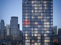 居外网在售加拿大多伦多1卧1卫的房产总占地51平方米CAD 640,990