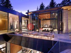居外网在售美国阿斯蓬5卧8卫的房产总占地931平方米USD 26,900,000