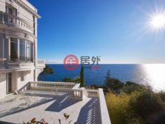 居外网在售法国Cap-d'Ail6卧12卫的房产总占地1200平方米EUR 23,000,000