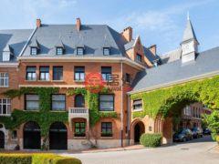 居外网在售比利时Molenbeek-Saint-Jean6卧6卫的房产总占地338平方米