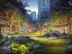 居外网在售越南胡志明市1卧1卫的房产总占地56平方米MYR 224,000