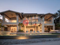 居外网在售墨西哥San José del Cabo4卧6卫的房产总占地636平方米USD 18,900,000
