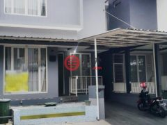 居外网在售印尼Tangerang Selatan3卧2卫的房产总占地105平方米IDR 2,200,000,000