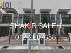 居外网在售马来西亚雪邦4卧4卫的房产总占地130平方米MYR 530,000