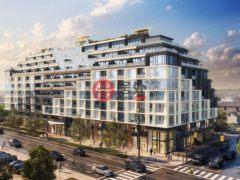 居外网在售加拿大多伦多1卧1卫的房产总占地60平方米CAD 604,900