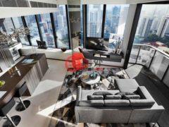 居外网在售新加坡Singapore3卧3卫的房产总占地303平方米SGD 14,000,000