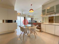 居外网在售马来西亚亞庇2卧1卫的房产总占地59平方米MYR 1,700 / 月