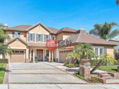居外网在售美国5卧4卫的独栋别墅总占地1012平方米USD 1,895,000