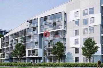居外网在售芬兰2卧1卫新房的房产总占地65平方米EUR 389,900