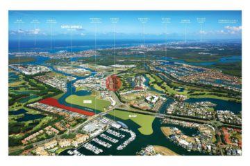 居外网在售澳大利亚5卧5卫新房的房产总占地410平方米AUD 1,490,000