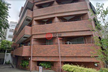 居外网在售日本Shibuya2卧1卫的房产总占地64平方米JPY 69,800,000