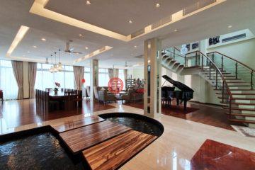 居外网在售马来西亚7卧12卫特别设计建筑的房产总占地1400平方米MYR 36,000,000