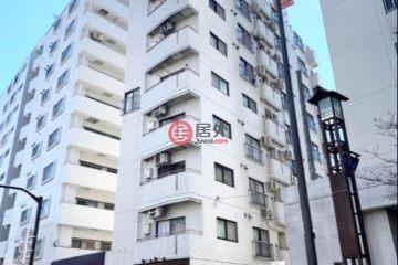 居外网在售日本东京1卧1卫的房产总占地200平方米JPY 13,800,000
