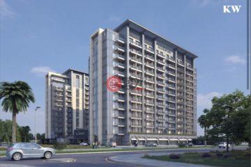 居外网在售阿联酋1卧1卫特别设计建筑的房产总占地1000平方米AED 760,000