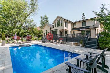 加拿大房产房价_安大略省房产房价_奥克维尔房产房价_居外网在售加拿大奥克维尔4卧4卫的房产总占地1383平方米CAD 3,149,000