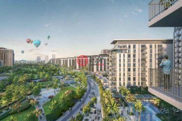 居外网在售阿联酋1卧2卫特别设计建筑的房产总占地1000平方米AED 1,000,000
