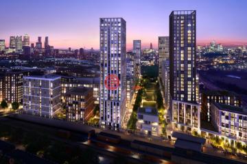 英国房产房价_英格兰房产房价_伦敦房产房价_居外网在售英国伦敦2卧2卫的房产总占地80平方米GBP 715,000