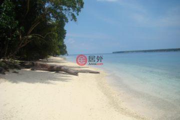 居外网在售瓦努阿图卢甘维尔USD 850,000总占地32858平方米的土地