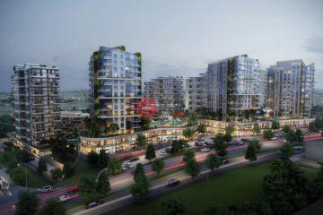 居外网在售土耳其Bahçelievler4卧2卫的房产总占地200平方米TRY 2,100,000