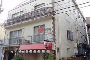 居外网在售日本大阪市1卧1卫的房产总占地200平方米JPY 5,800,000