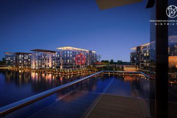 居外网在售阿联酋迪拜1卧1卫的房产总占地83平方米AED 1,300,000