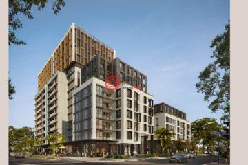 居外网在售澳大利亚悉尼新开发的房产总占地9771平方米