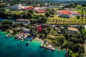 居外网在售瓦努阿图维拉港USD 1,500,000总占地1306平方米的商业地产