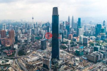 居外网在售马来西亚吉隆坡1卧1卫的房产总占地51平方米MYR 1,200,000
